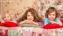 Фото детей Виктории Медведевой