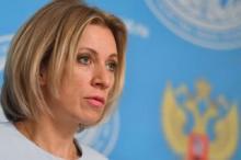 Официальный представитель МИД России Мария Захарова прокомментировала обвинения министра иностранных дел Великобритании Бориса Джонсона в адрес России.
